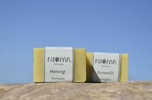 Ekologiskt honungsschampo från Nioma